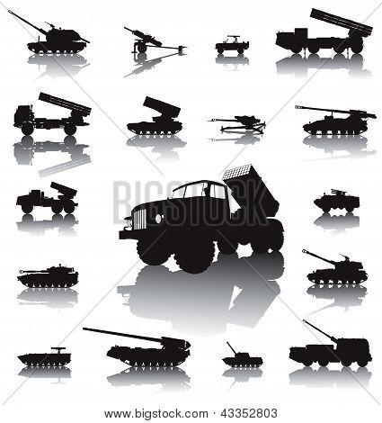 Artillerie-Satz
