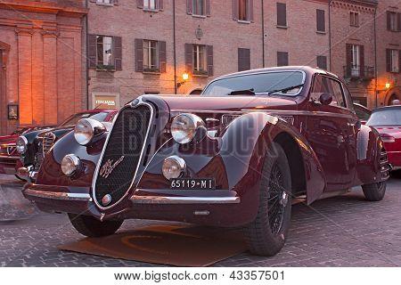 Old Car Alfa Romeo