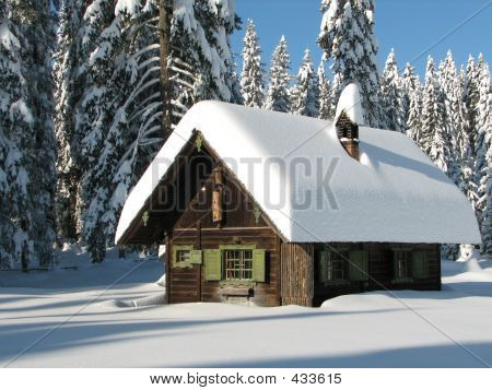 White - Cottage