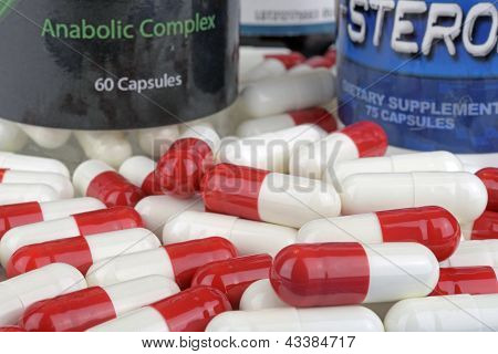 Anabolic Steroid Pills