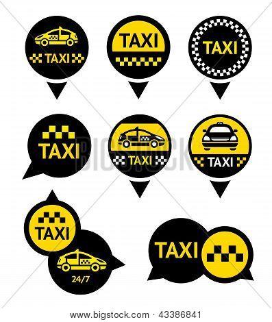 Taxi - Emblems