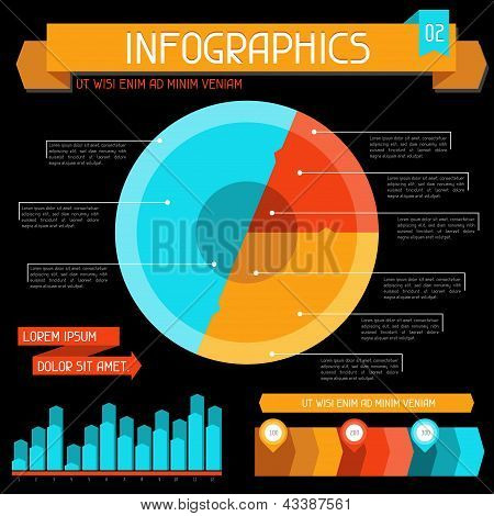 Infographics elements collection.