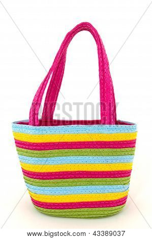 Bag For Shopping Or The Beach