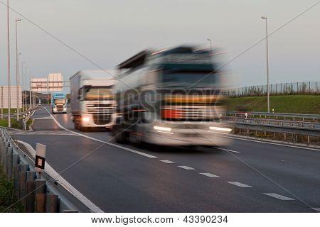 Running Trucks