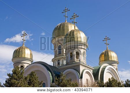 Russian church.