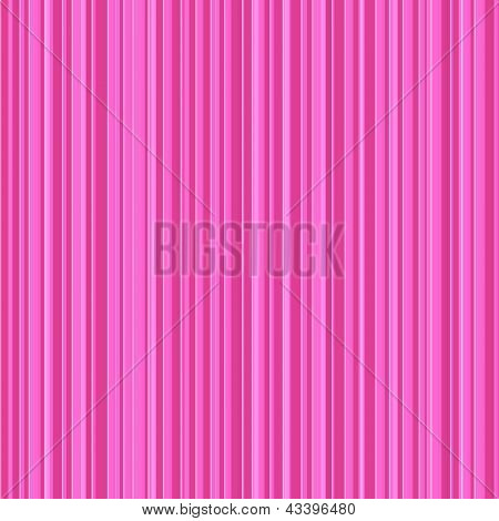 Abstract pink stripes vector seamless pattern