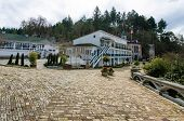 Hotel de Haro at Roche Harbor on San Juan Island