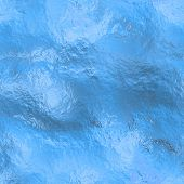 foto of rough-water  - Seamless ice texture  - JPG