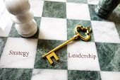 Business Key Chess