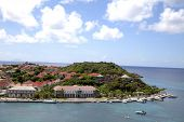 picture of west indies  - Gustavia Harbor - JPG
