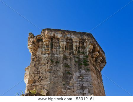 Tourreluque Tower (circa Xiv C.). Aix-en-provence, France