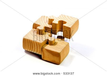 Wood Puzzle Deconstucted