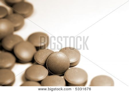Overdose de pílulas