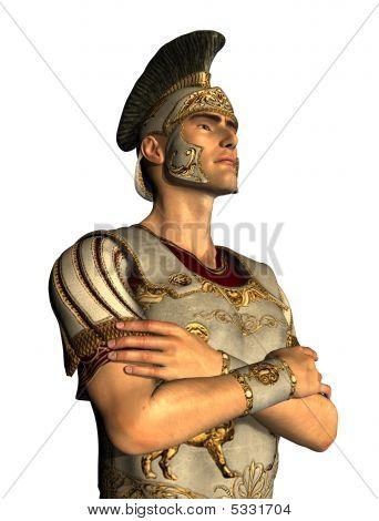 Roman Centurion Portrait