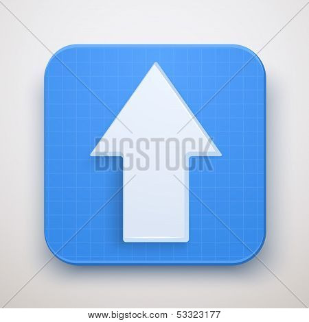 Reply Answer Mail Icon Vector illustration