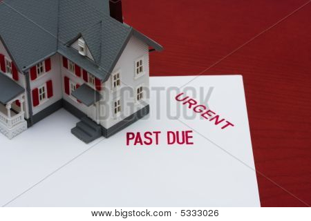Overdue Mortgage