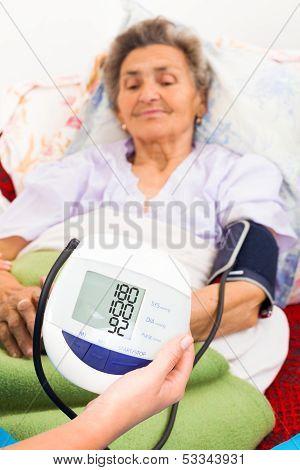 Digital Blood Pressure
