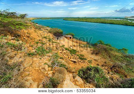Caribbean Sea Landscape
