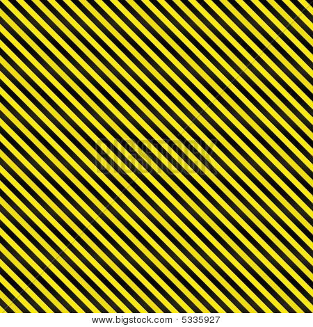 Tight Seamless Hazard Stripes