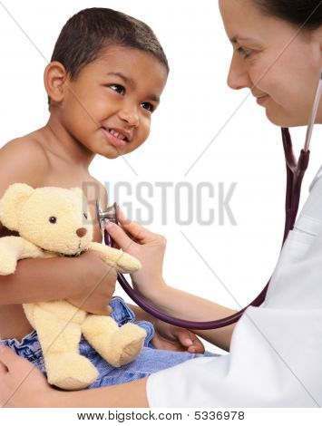 Kinder-Arzt