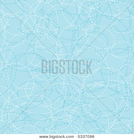 Seamless sew pattern