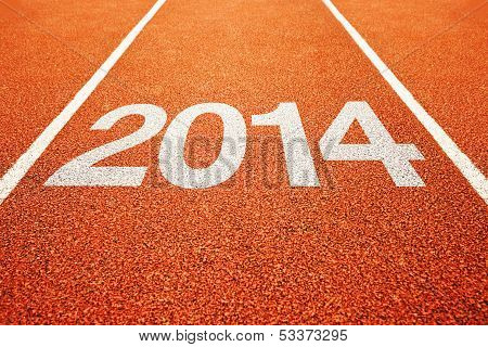 2014 On Athletics All Weather Running Track