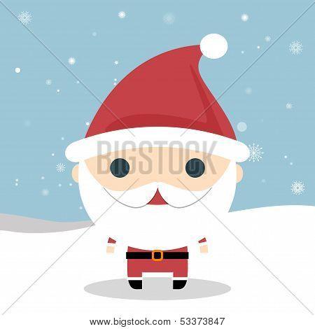 Santa Claus Cute