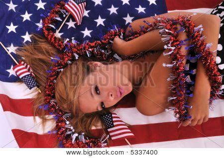 All American Woman