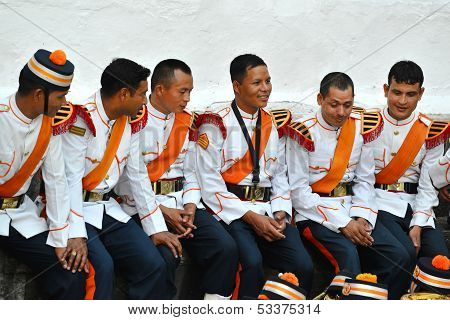Nepali Military Orchestra
