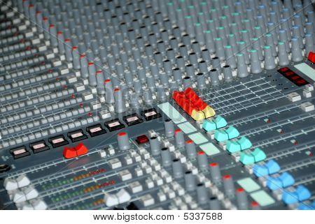 Sound Mischpult