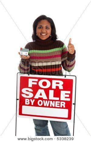 Casa venta mujer