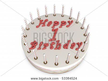 Cream Pie For 1St Birthday