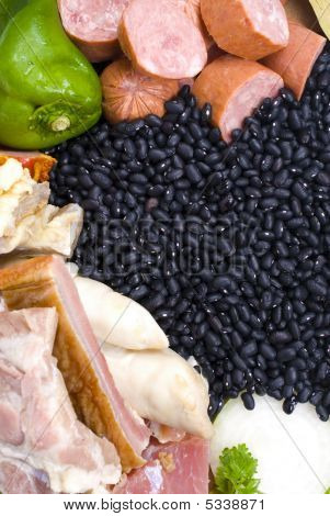 Feijoada Ingredients