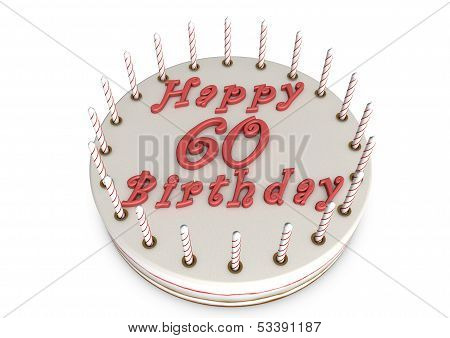 Cream Pie For 60Th Birthday