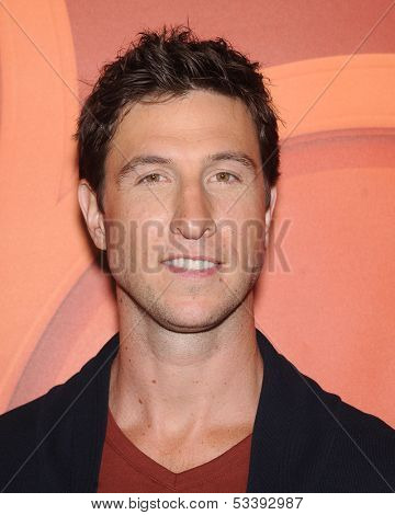 LOS ANGELES - AUG 27:  Pablo Schreiber arrives to NBC All Star Summer TCA Party 2013  on July 27, 2013 in Beverly Hills, CA