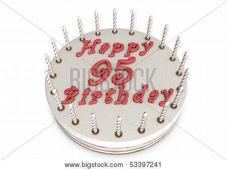 Cream Pie For 95Th Birthday