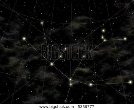 Constellation Of Andromeda
