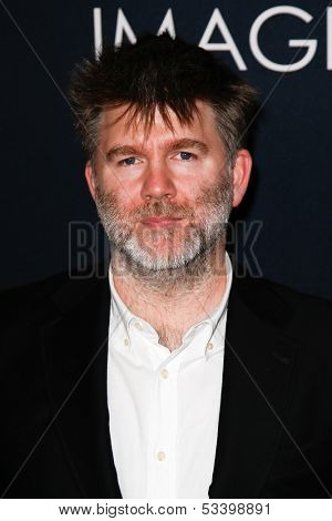 NEW YORK- OCT 24: DFA Records founder James Murphy attends the premiere of Canon's 'Project Imaginat10n' Film Festival at Alice Tully Hall at Lincoln Center on October 24, 2013 in New York City.