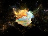 picture of jellyfish  - Space Jellyfish series - JPG