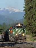 picture of bnsf  - The M - JPG