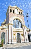 stock photo of messina  - Shrine of Our Lady of Tindarys  - JPG