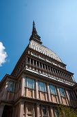 pic of torino  - Torino architecture attraction tower with cinema museum - JPG