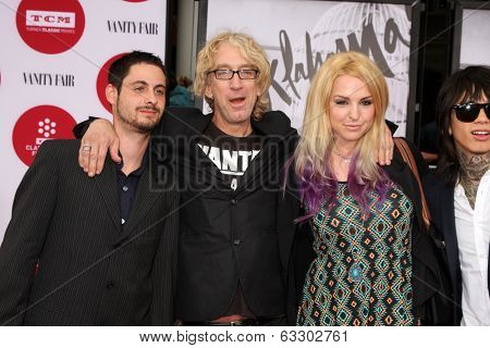 LOS ANGELES - APR 10:  Andy Dick at the