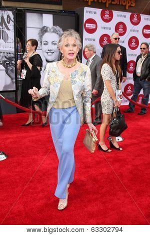 LOS ANGELES - APR 10:  Tippi Hedren at the