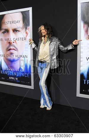 LOS ANGELES - APR 10:  Steven Tyler at the