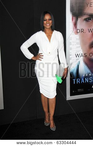 LOS ANGELES - APR 10:  Garcelle Beauvais at the