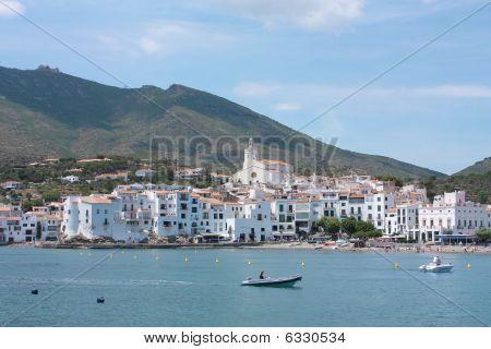 Cadaques, a Mediterranean village