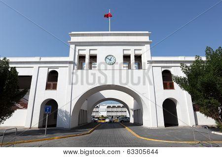 Souk Gate In Manama, Bahrain