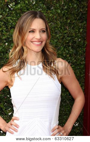 LOS ANGELES - APR 13:  Kadee Strickland at the John Varvatos 11th Annual Stuart House Benefit at  John Varvatos Boutique on April 13, 2014 in West Hollywood, CA