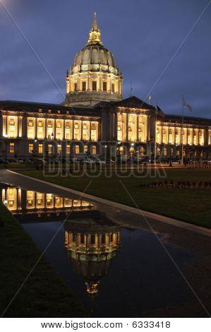 San Fran City Hall